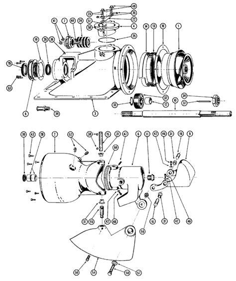 Rc Boat Part Diagram by Berkeley 12 Jc Jet Parts Berkeley 12 Jc Jet Drive Parts