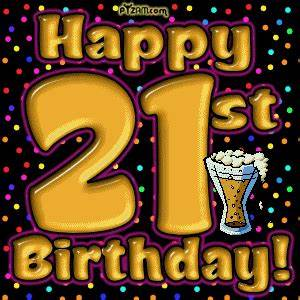 IT'S MY 21ST BIRTHDAY TODAY! | Eltoria