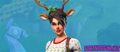 red nosed raider outfit fortnite battle royale