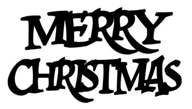 merry christmas titles merry scrapbooking title
