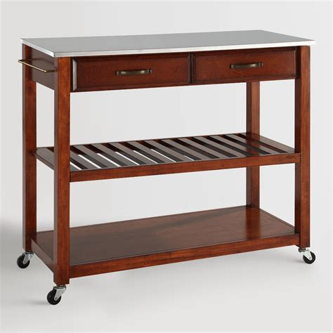 Cherry Sondra Kitchen Cart With Stainless Steel Top. Contemporary Living Room Tables. White Carpet Living Room. Living Room Brooklyn Lounge. Storage Wall Units Living Room. 7 Piece Living Room Package. Black Living Room End Tables. Daybed In Living Room Ideas. Design Tv Unit Living Room