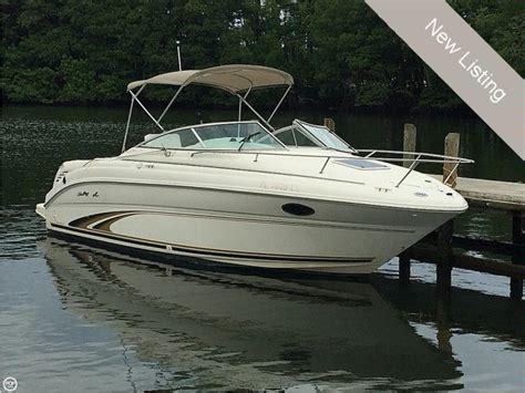 Weekender Boat by Sea 245 Weekender In Florida Power Boats Used 00504