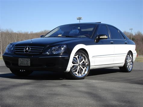 Mercedes S Class Modification by Ice55s 2001 Mercedes S Class Specs Photos