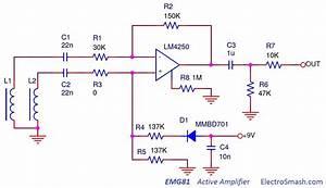 Emg Schematics : electrosmash emg81 pickup analysis ~ A.2002-acura-tl-radio.info Haus und Dekorationen