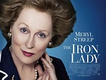 Meryl Streep In 'The Iron Lady' UK Trailer & Poster