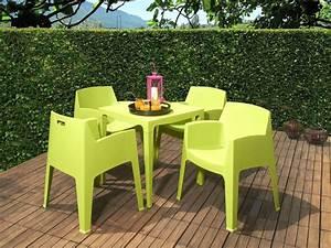 Chaise De Jardin Design : chaise salle a manger jardin ~ Teatrodelosmanantiales.com Idées de Décoration