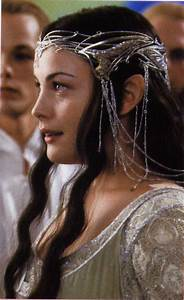 Arwen: Coronation Headdress | Costumes from Middle-earth ...