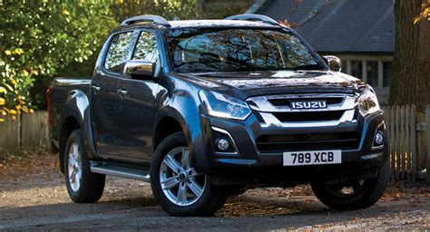 Isuzu Dmax Hitting Uk Dealers This Spring With New Engine