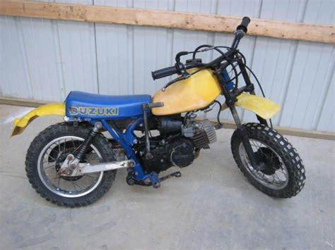 Suzuki Jr 50 Parts find suzuki jr 50 complete bike for parts vintage