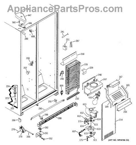 ge wr55x10025 temperature sensor appliancepartspros