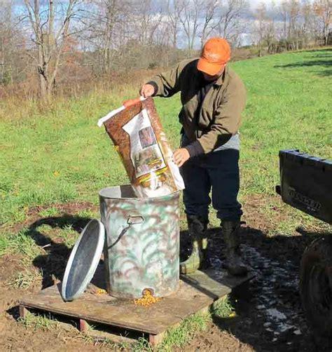 how to build a gravity deer feeder best 25 deer feeders ideas on best deer