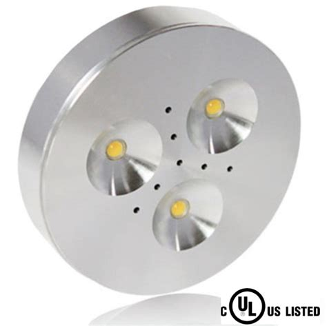richee lighting puck 4302 cw al 12 volt recessed surface