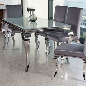Louis Contemporary Black Or White Glass Chrome 16m Or