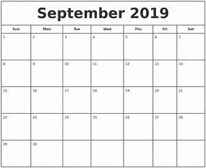 Sept 2020 Calendar Printable March 2020 Print A Calendar
