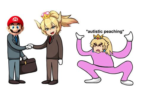 Yet Another Bowsette Meme