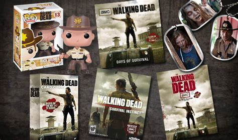 gifts for walking dead fans blogs the walking dead more holiday gift ideas for