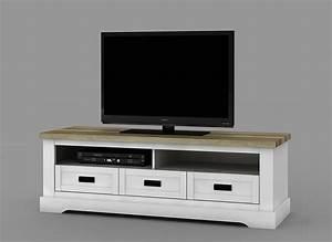 Meuble Tv En Hauteur : meuble tele blanc bois meuble tv grande hauteur objets ~ Teatrodelosmanantiales.com Idées de Décoration