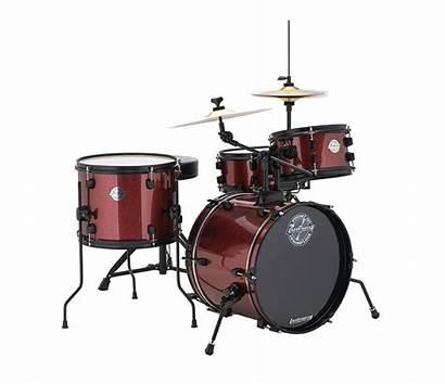 Drum Kit Ludwig Piece Pocket Beginner Sparkle