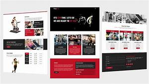 2 Fitness  U0026 Gym Complete Website Template Using By Html