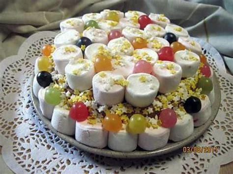 recette de g 226 teau bonbons anniversaire enfants sans cuisson et rapide