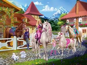 Photo Du Film Barbie Ses Soeurs Au Club Hippique Photo