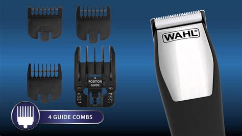 Wahl's Groomsman Pro, All In One Rechargeable Grooming Kit