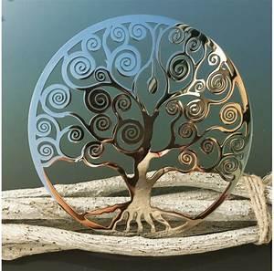Arbre De Vie Deco : l arbre de vie symbole de l volution pour d corer ~ Dallasstarsshop.com Idées de Décoration