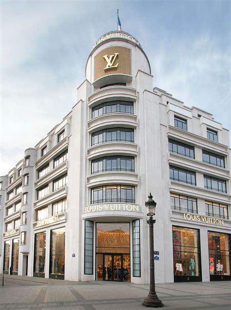 LOUIS VUITTON, Champs Elysees, Paris - Carbondale
