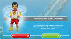 sims freeplay super toddler secret misson quest baby