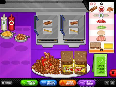jeux de cuisine papa louie pancakeria jeux de cuisine avec papa louis 28 images jeu d arcade