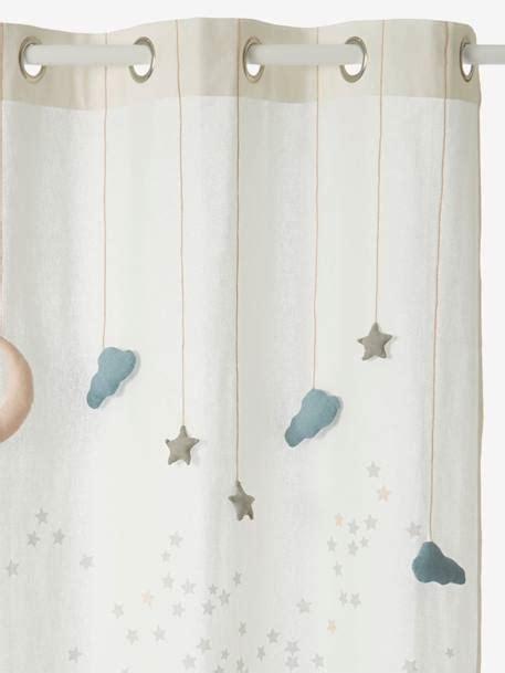 Kinderzimmer Deko Vorhang by Blickdichter Kinderzimmer Vorhang Sterne Deko Aufbewahren
