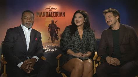 'The Mandalorian' Cast on Joining the 'Star Wars' Universe ...