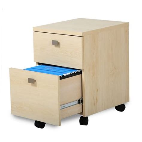 Filing Cabinets Walmart Canada by South Shore Interface 2 Drawer Mobile File Cabinet