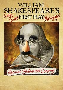 Reduced Shakespeare Company: William Shakespeare's Long ...