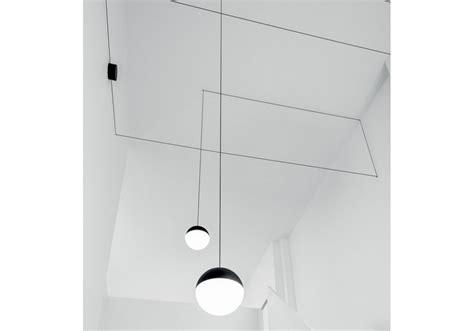 string light sphere suspension lamp flos milia shop