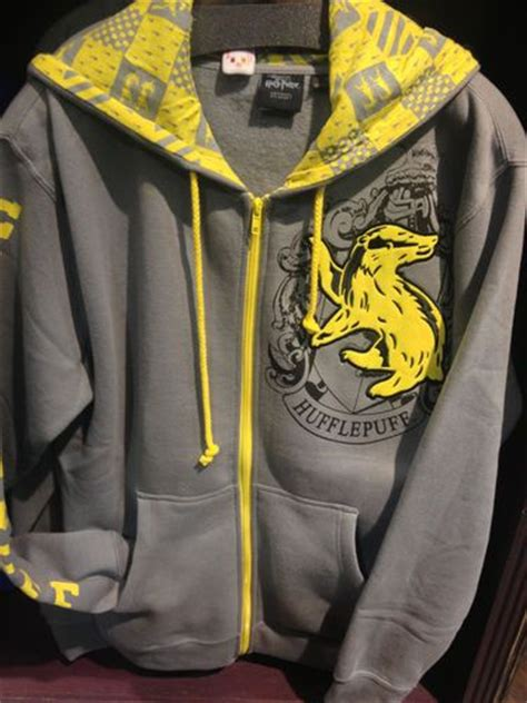 Jaket Hoodie Sony By Merch details about wizarding world of harry potter hufflepuff