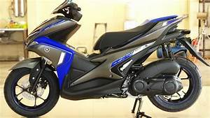 Yamaha Aerox 155  Abs Version  2019