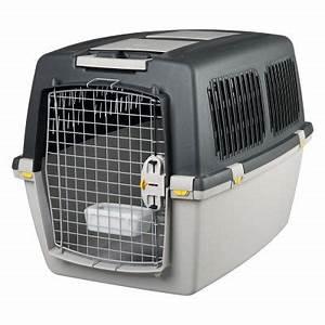 Grande Cage Pour Chien : gulliver cage de transport pour chien et chat zooplus ~ Dode.kayakingforconservation.com Idées de Décoration