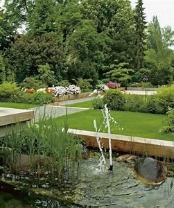 Teich Im Garten : gartengestaltung kleine g rten mit teich gartens max ~ Lizthompson.info Haus und Dekorationen