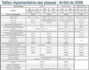 Immatriculation Voiture étrangère En France : plaque d 39 immatriculation des motos une taille unique legipermis ~ Gottalentnigeria.com Avis de Voitures