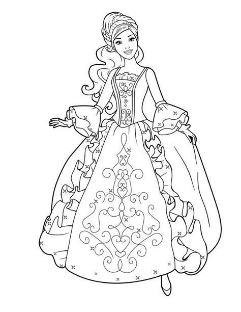 gambar mewarnai princess terbaru gambarcoloring
