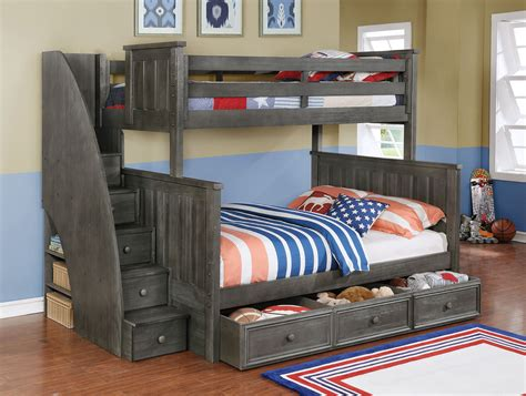 allentown bunk bed bunk bed with stairs and trundle grey bathroom floor tiles