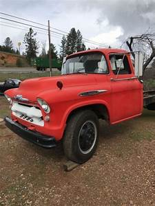 1957 Chevy 6400 California Pickup Truck Classic Collector