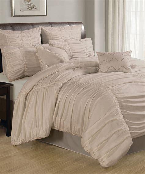taupe dawson comforter set modern comforters and