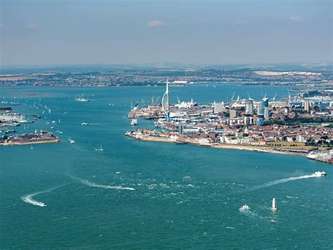 Man's body found in Portsmouth Harbour: Here's everything ...