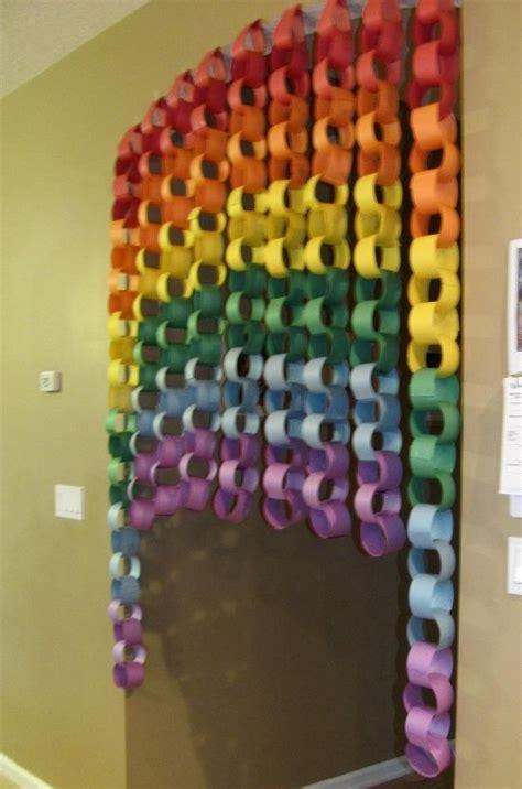 diy rainbow party decorating ideas  kids rainbow