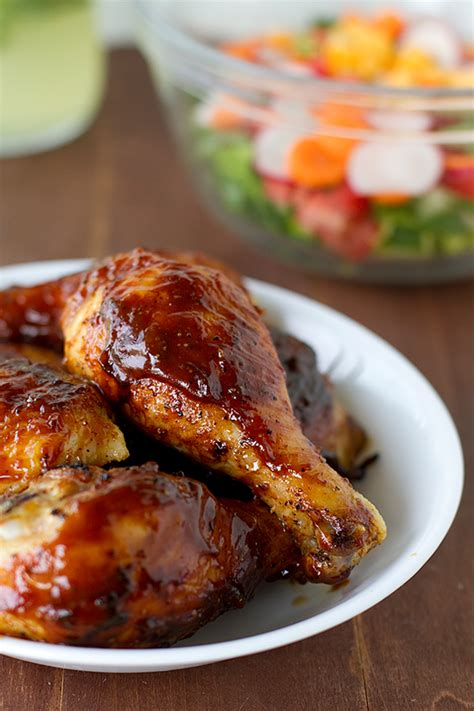 Ovenbaked Bbq Chicken  Culinary Covers