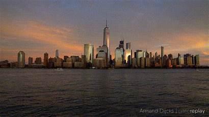 Skyline York Sunset