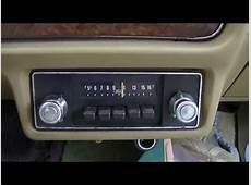 Repairing Vintage AM Car RadIo In 1980 Ford Fairmont