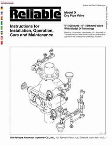 Instructions For Installation  Operation  Care And